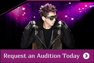 Request an Audition Today